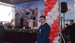 ŞEHİT AHMET YILDIRIM POLİS MERKEZİ AÇILIŞI